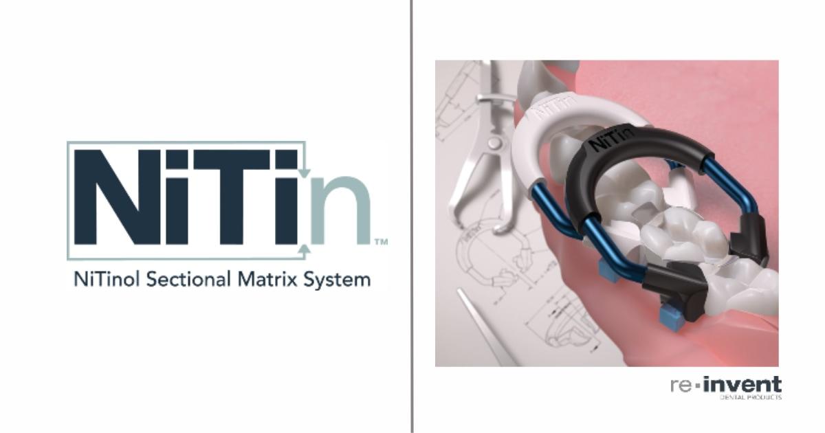 Bisco Canada / NiTin Sectional Matrix System (By Garrison Dental & ReInvent)