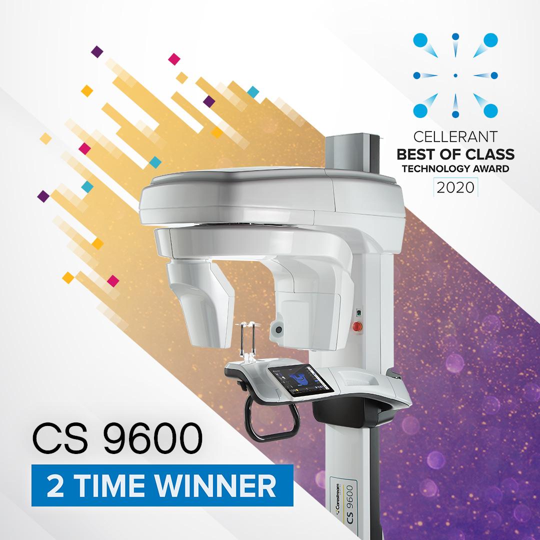 CS 9600 CBCT System