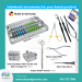 Endodontic Instruments with high-performance. We have endo pliers with diamond tips for removing the broken rotary or file endo box organizer with counter. As well as mini mirror for endo surgery. Please follow the link to access our best selers endo instruments: https://blueandgreeninc.com/products/micro-endo-kit-ekb-1 We also have the best rubber dam forceps and rubber dam punch in the market, check our other link: https://blueandgreeninc.com/products/rubber-dam-set-brk-1
